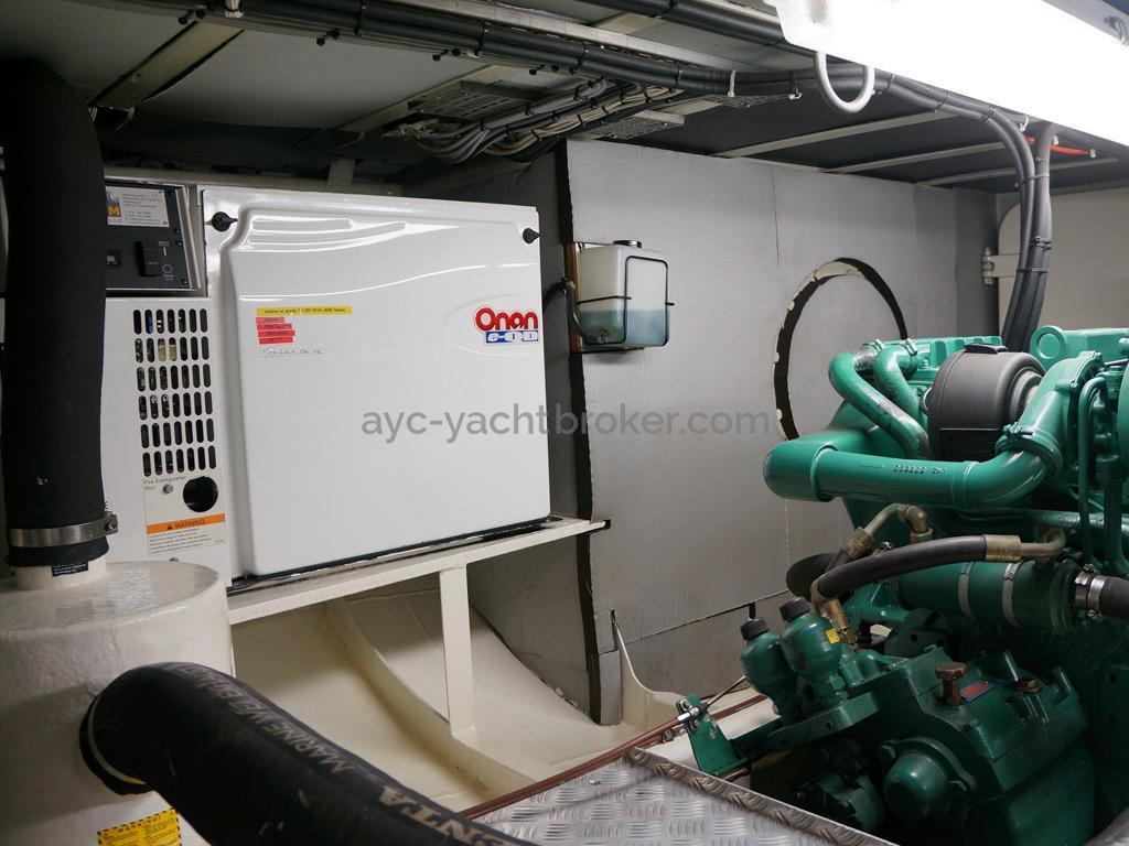Searocco 1500 Trawler - Groupe électrogène