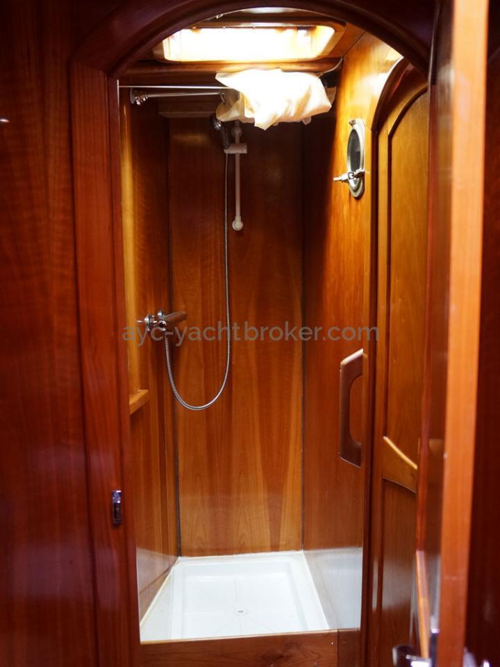 AYC - Chatam 60 / Douche salle d'eau avant
