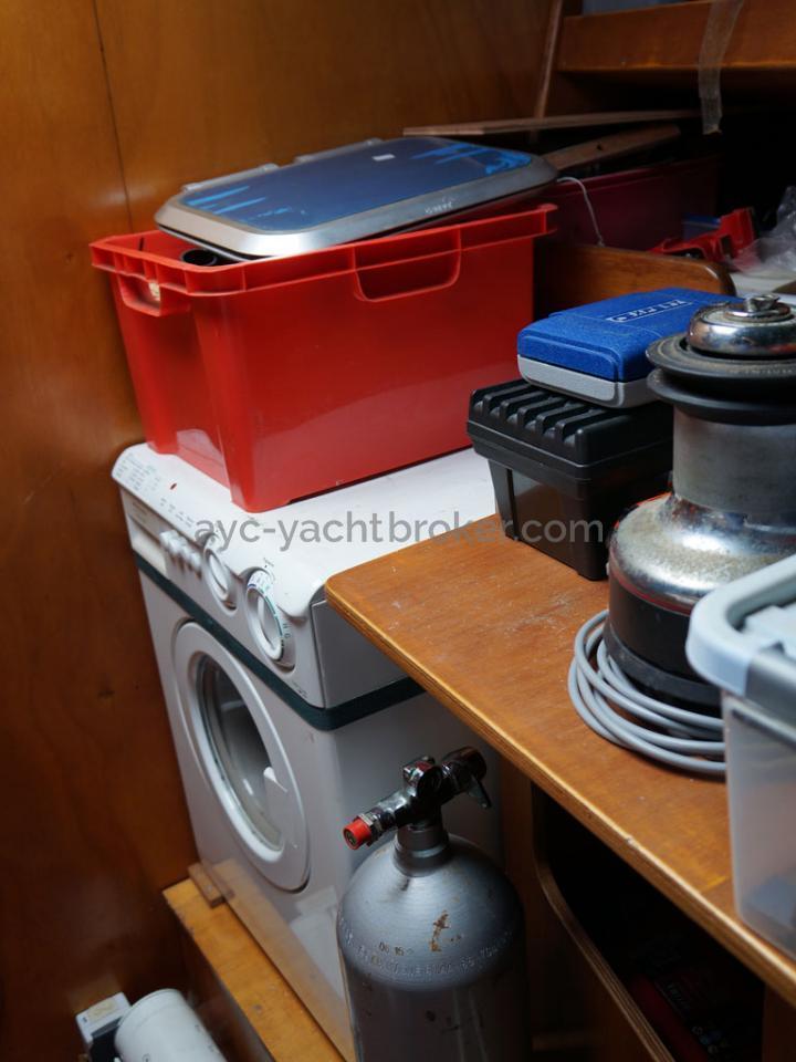 AYC - Chatam 60 / Pointe avant - machine à laver