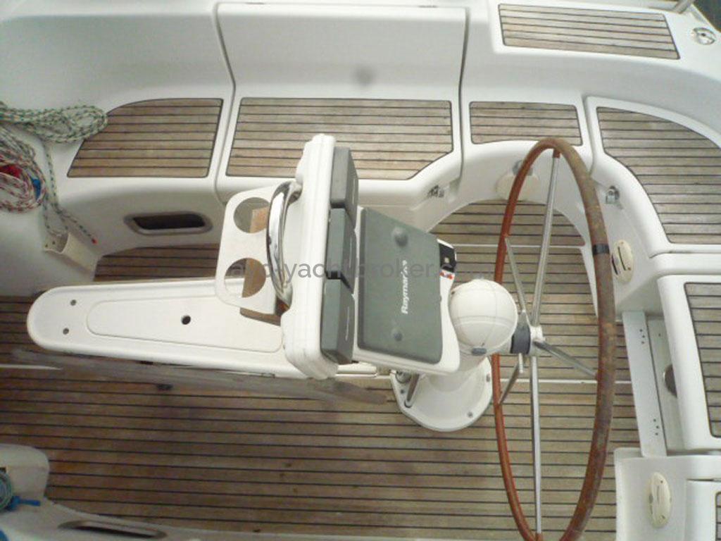 AYC - Oceanis 423 / Cockpit