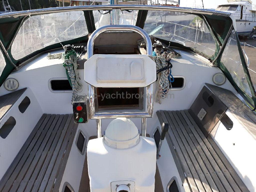 AYC - Ovni 435 / Cockpit