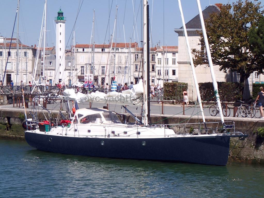 AYC Yachtbrokers - Tocade 50 - Au quai
