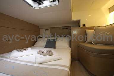 AYC - FUTUNA 70 aft port cabin