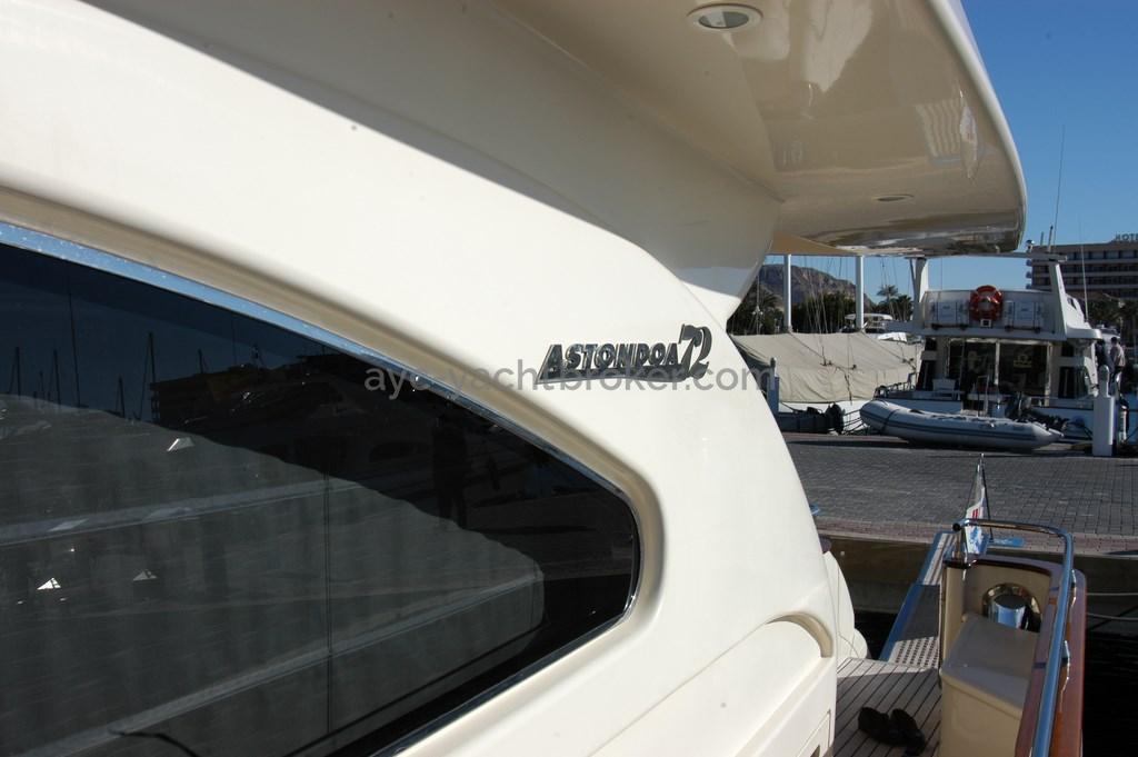 AYC - ASTONDOA 72 GLX