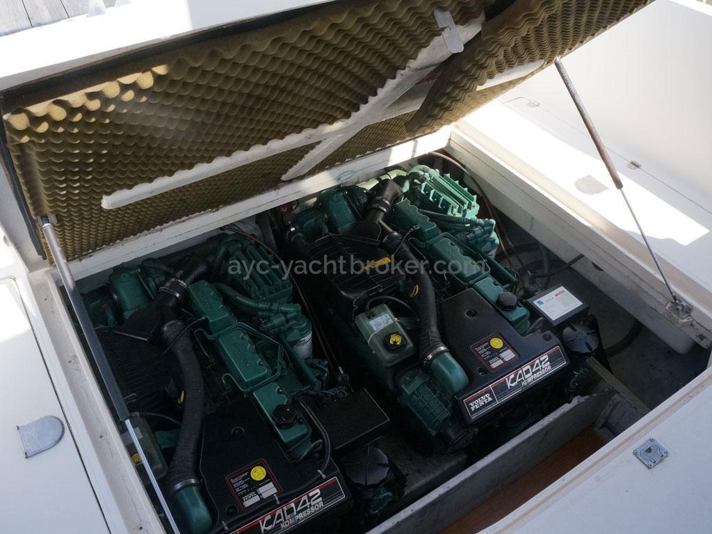 AYC - ACM 1155 Fly / Cale moteurs