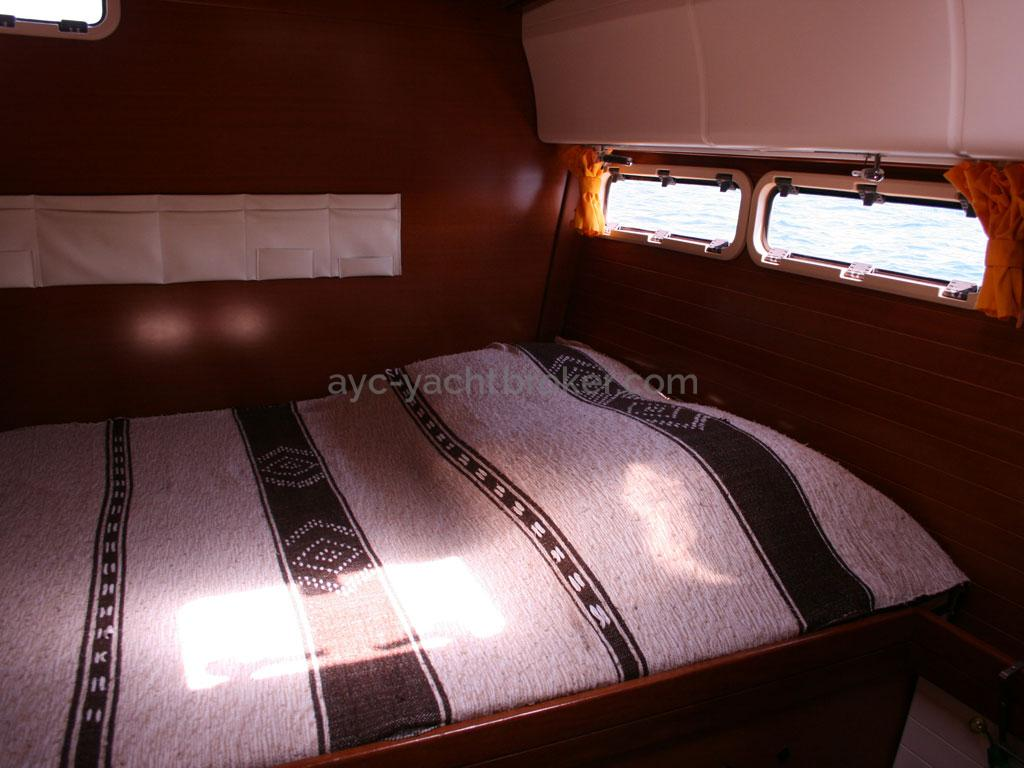 AYC - Nautitech 44 / Cabine arrière babord