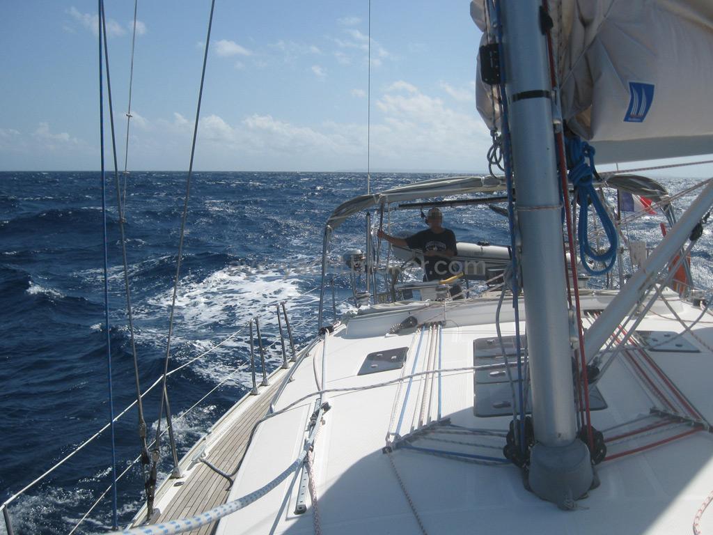 Bavaria 45 Cruiser - En traversée