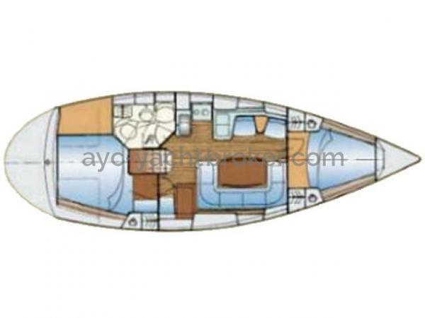 AYC - BAVARIA 37 CRUISER 2 CAB