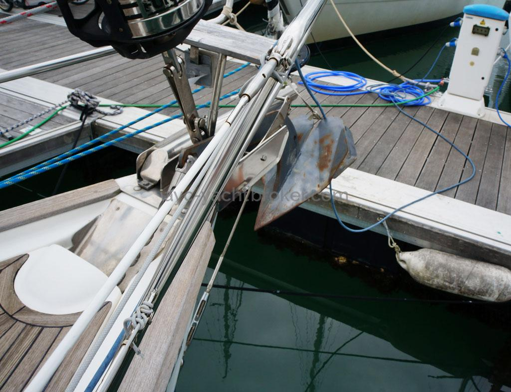 AYC Yachtbroker - Ancre