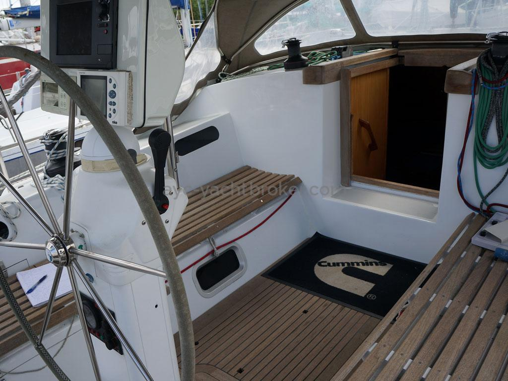 OVNI 435 - Cockpit