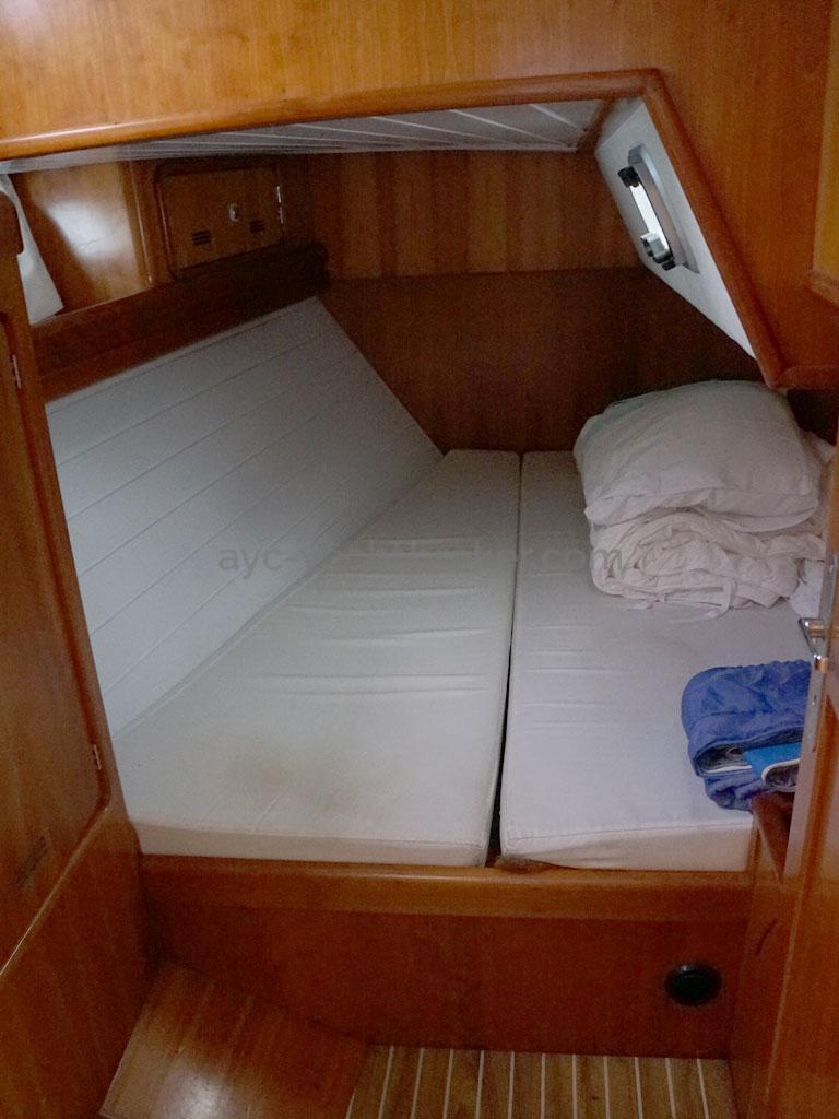 OVNI 455 - Cabine arrière tribord