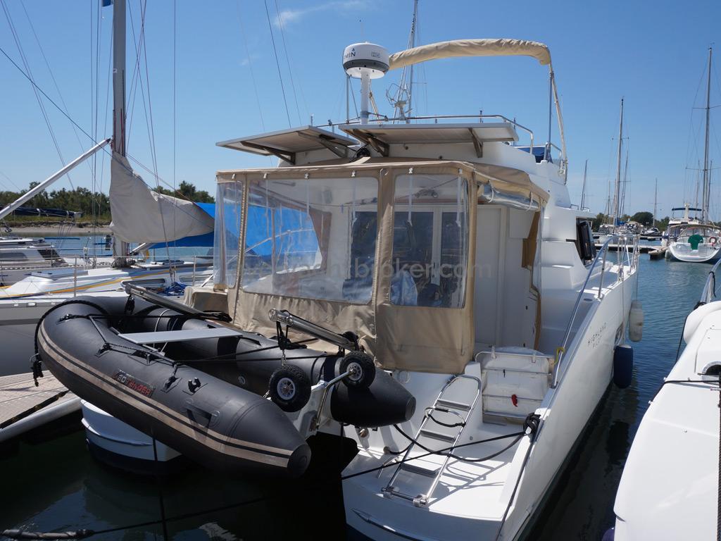 Highland 35 - Au ponton