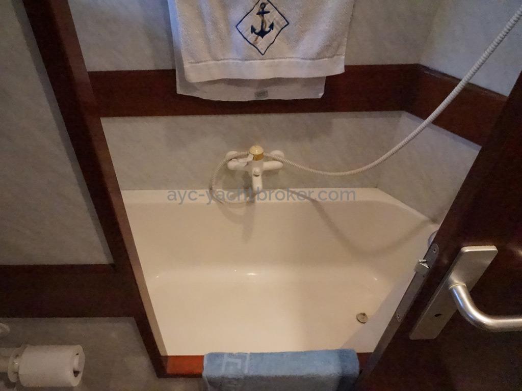 Guy Couach 1800 - Salle d'eau propriétaire