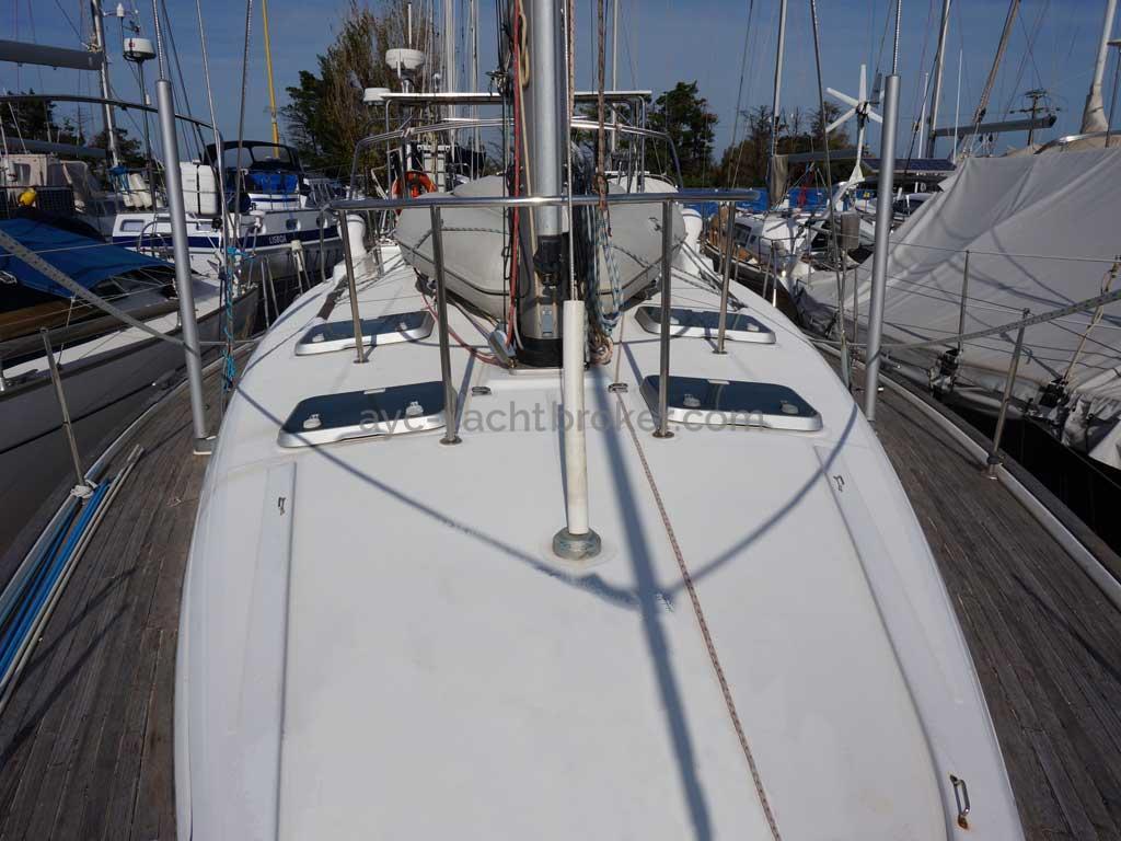 OCEANIS 461 - Pont