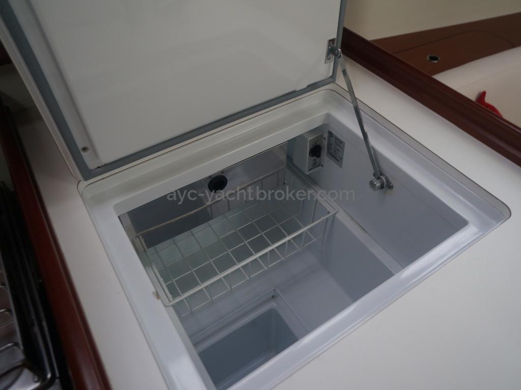 Réfrigérateur en glacière