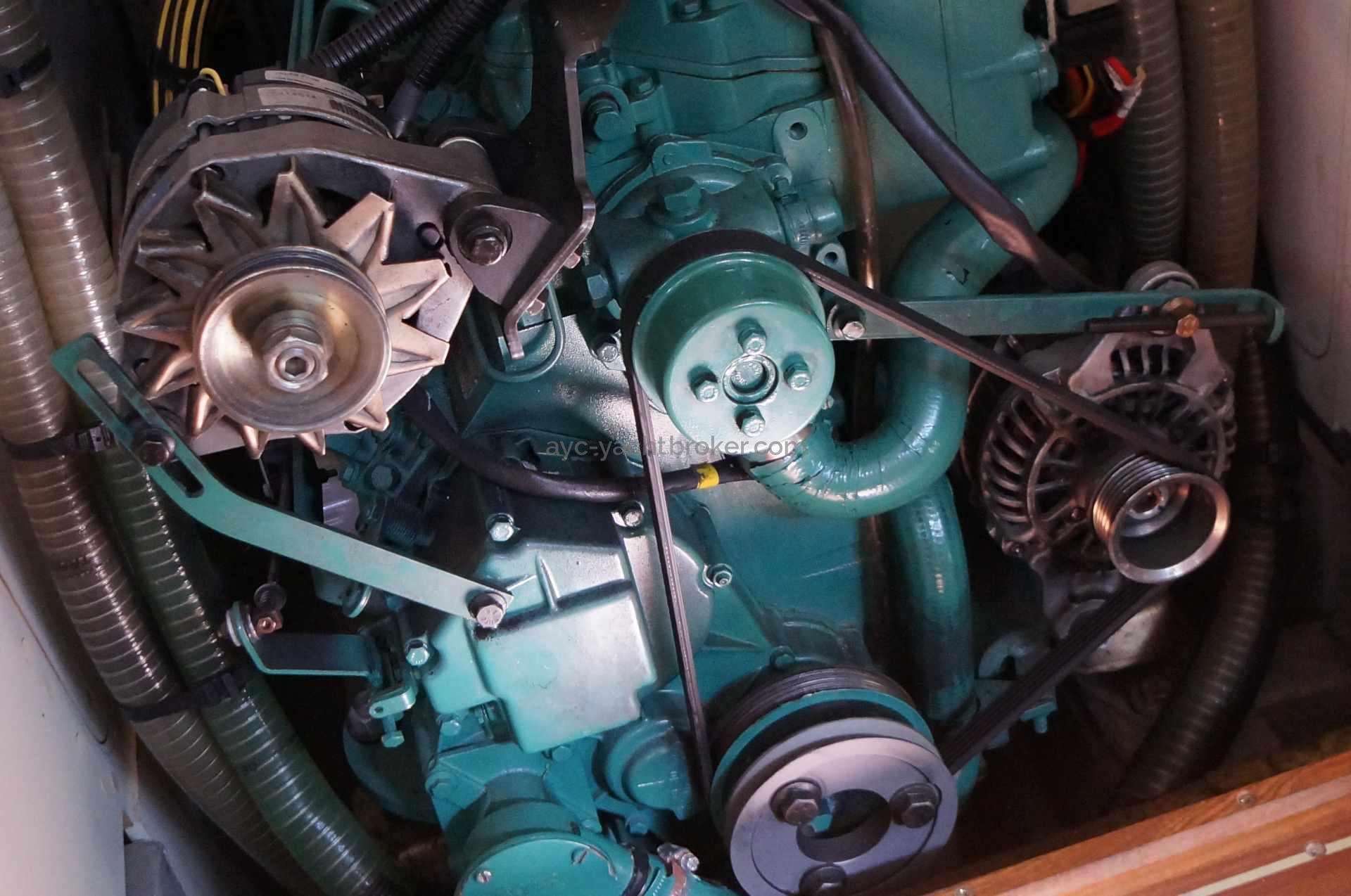 OVNI 495  AYC dériveur aluminium