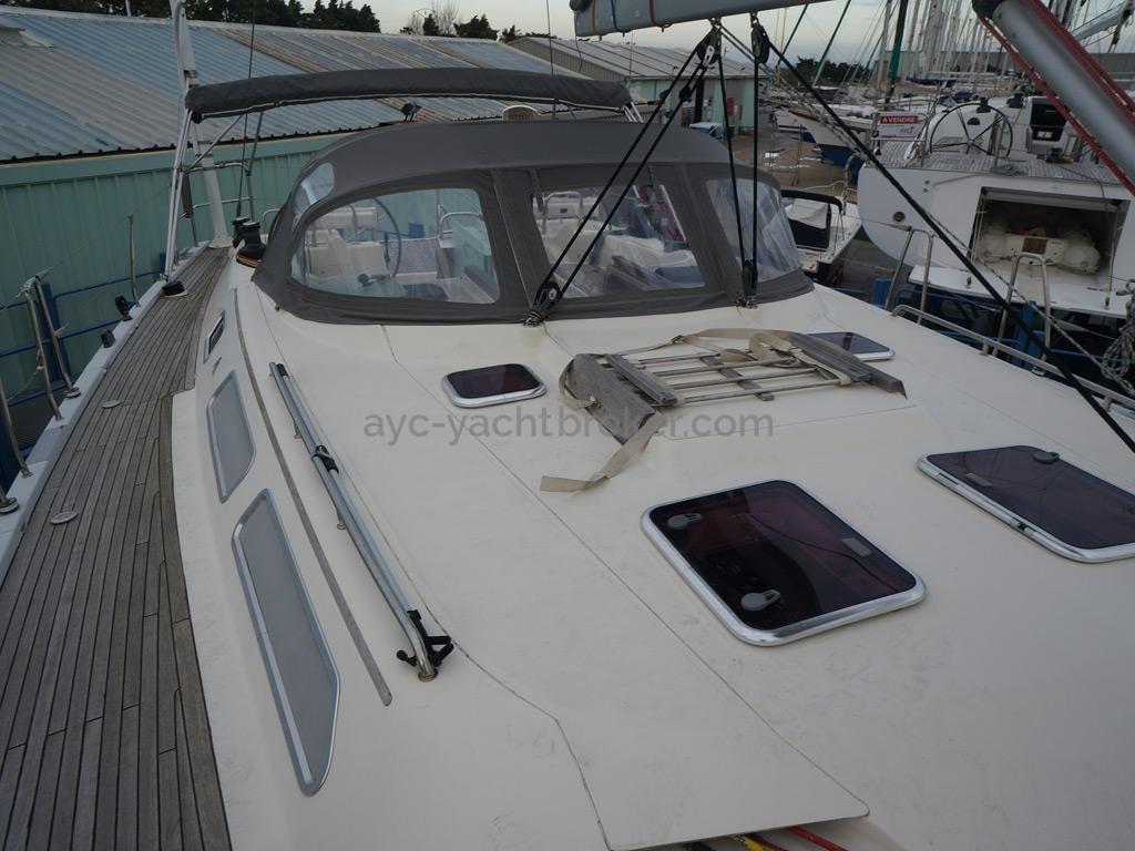 Hanse 531 - Rouf
