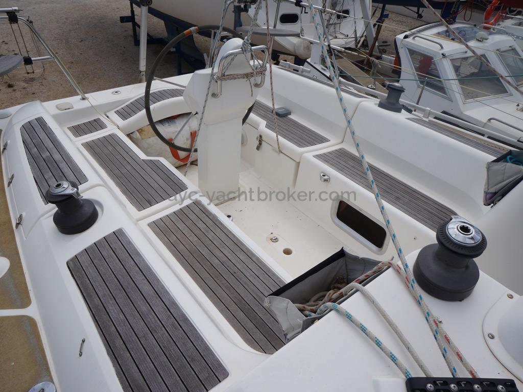 Etap 37 S - Cockpit