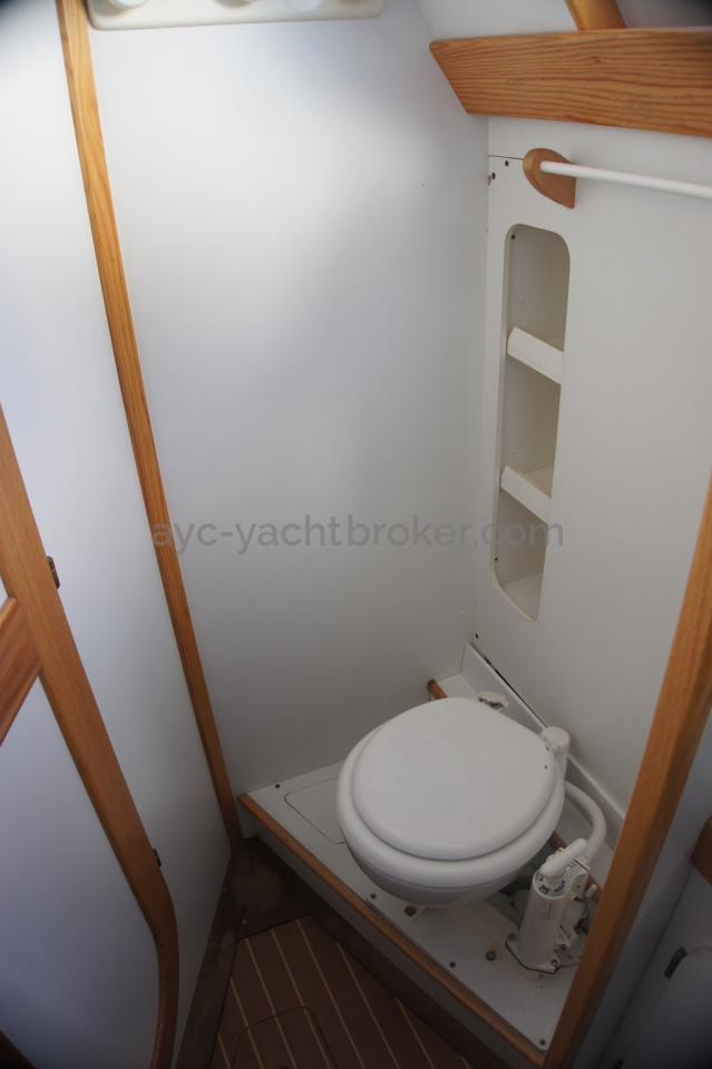 WC marin