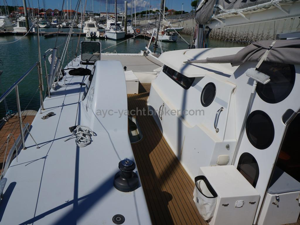 Catamaran 51' - Passavant Babord