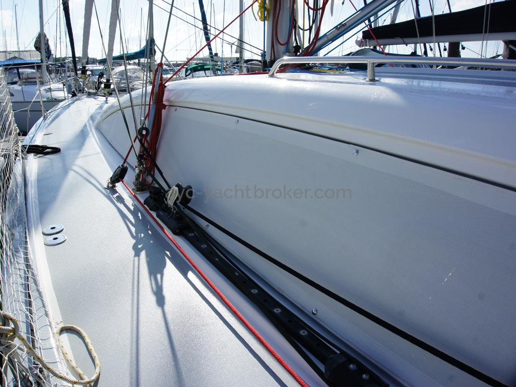 RM 1260 Biquilles / Twinkeels - Passavant bâbord