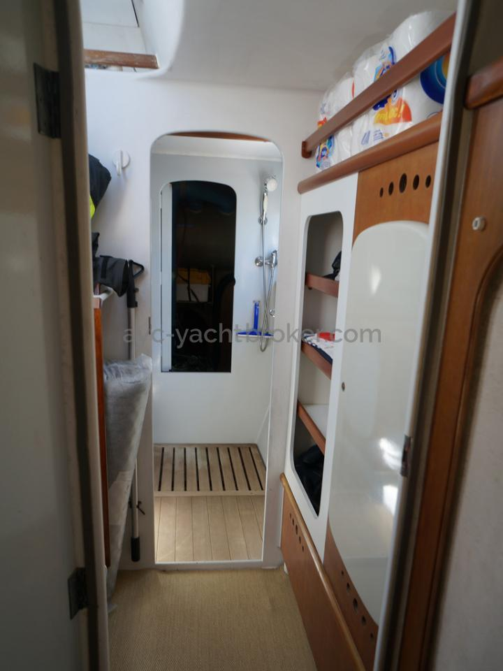 Catamaran 51' - Coursive Babord