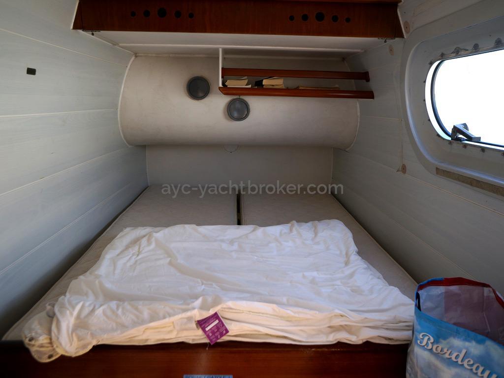 Catamaran 51' - Couchette Tribord