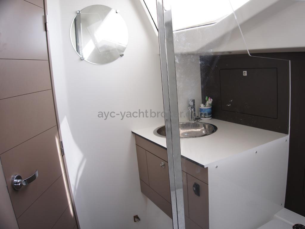 RM 1260 Biquilles / Twinkeels - Salle d'eau