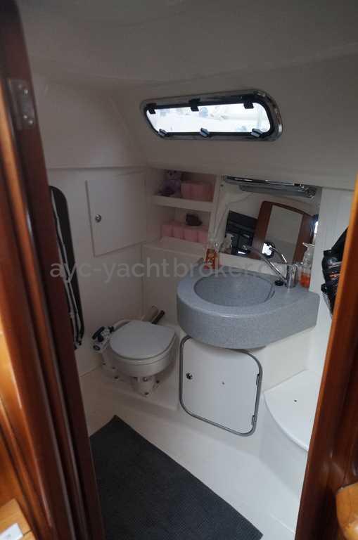AYC - BAVARIA 37 Salle d'eau