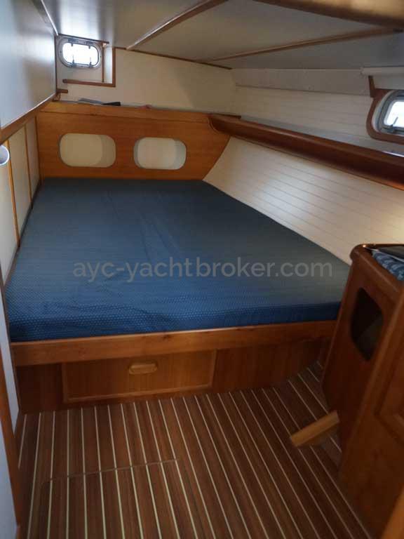 Universal Yachting 49.9 - Cabine arrière bâbord