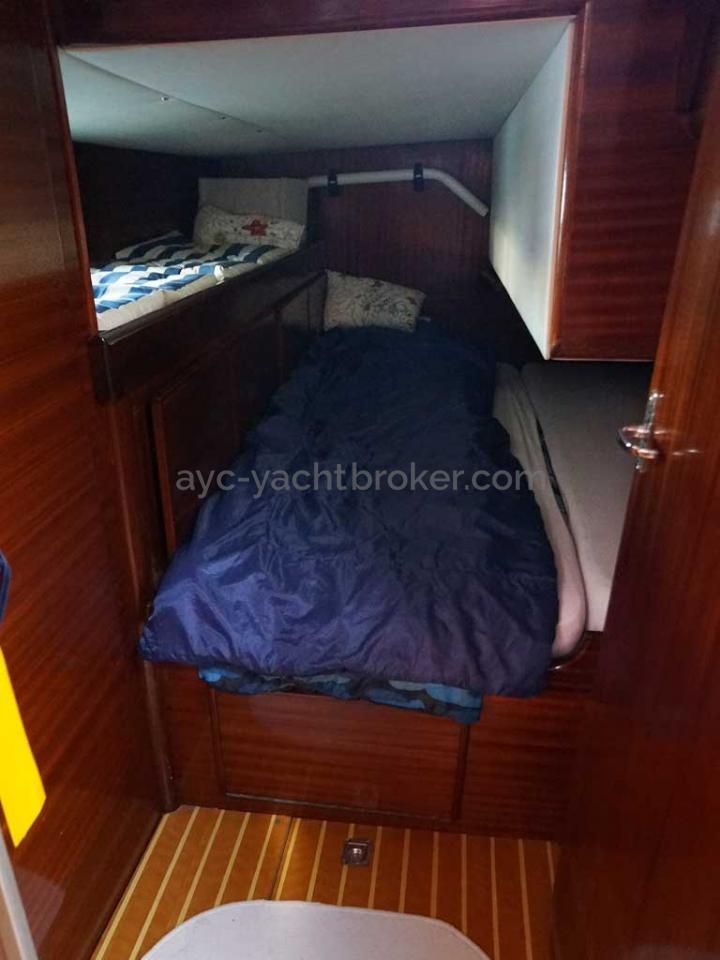 ORION 46 - Cabine arriére tribord