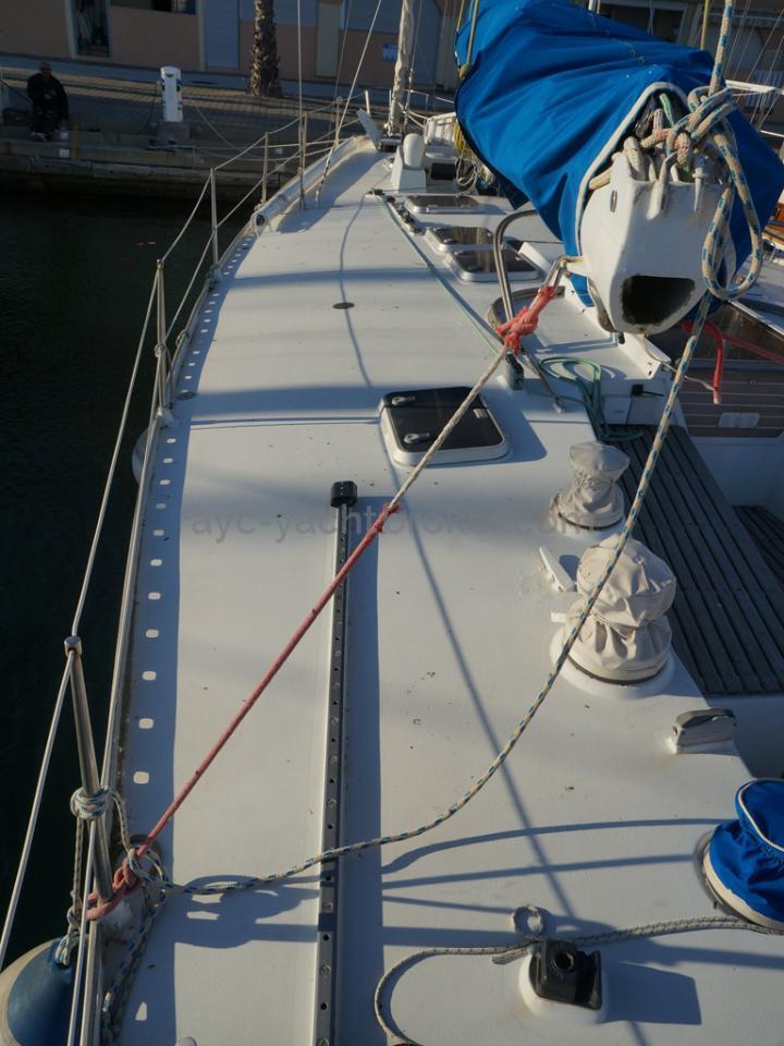 Presles 50 - Passavant bâbord