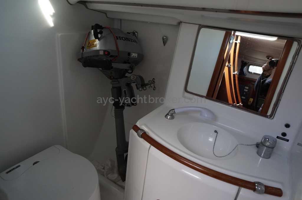 AYC OCEANIS 411 PERFORMANCE