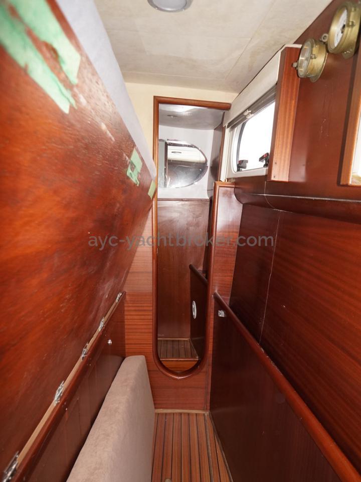 Catana 582 Caligo - Cabine marin avant tribord