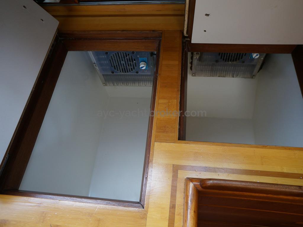 Trintella 44 Alu - Réfrigérateur