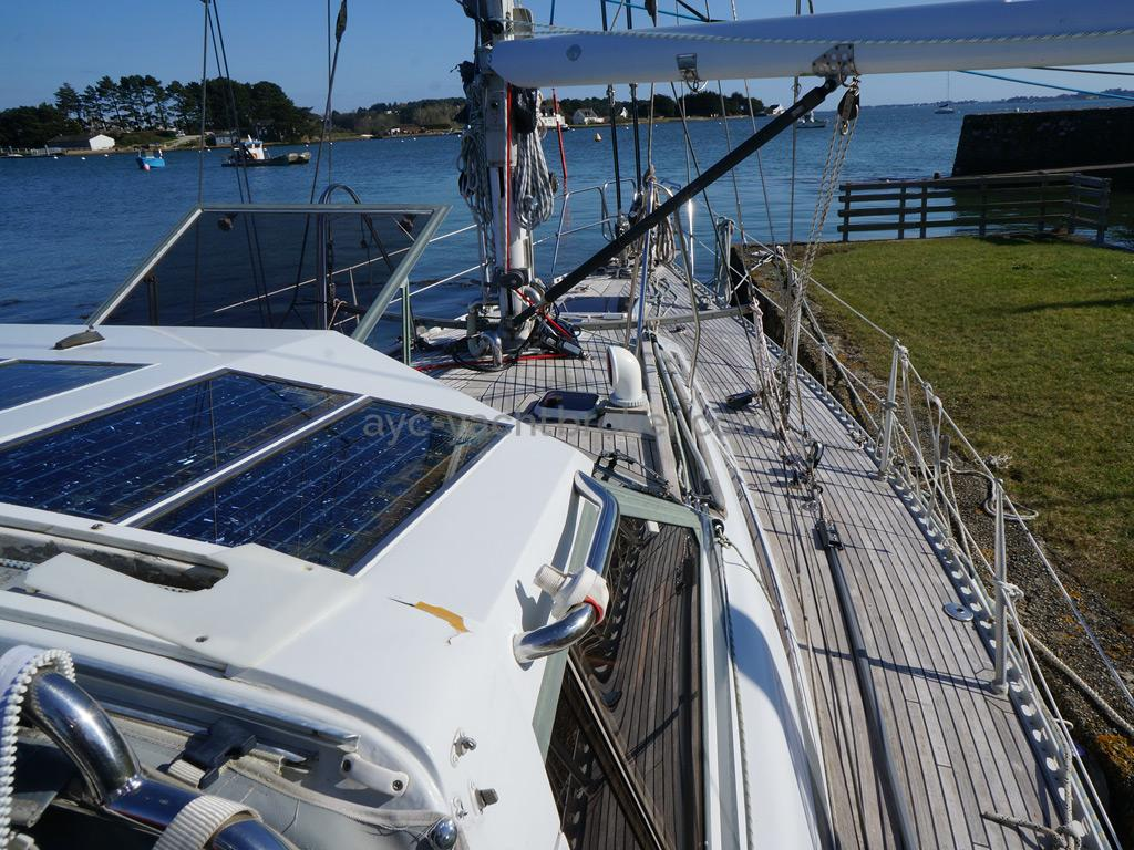Trintella 44 Alu - Passavant tribord