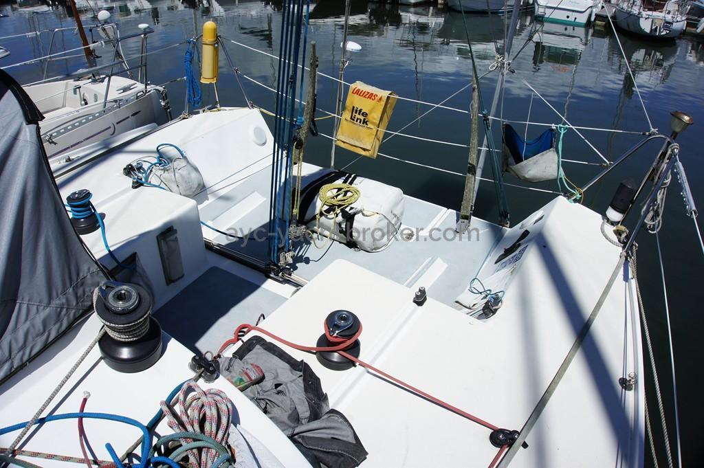 Pogo 850 - Cockpit