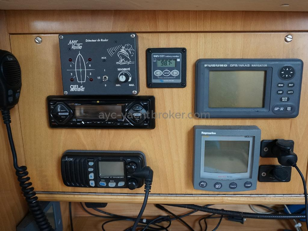 AYC - Feeling 39 DI - Instruments