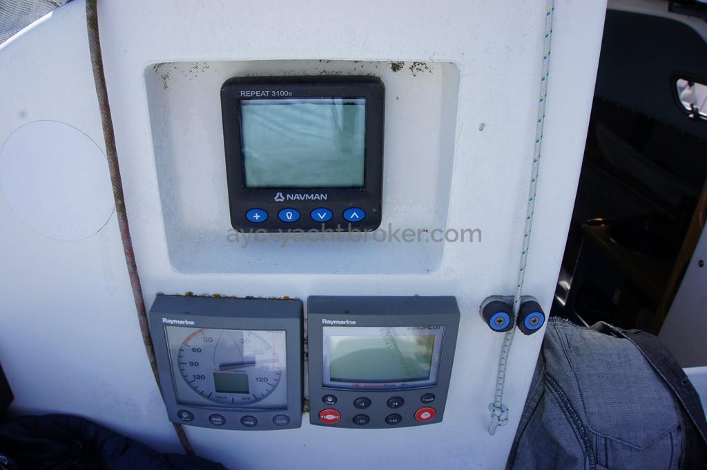 Pogo 850 - Centrales de navigation