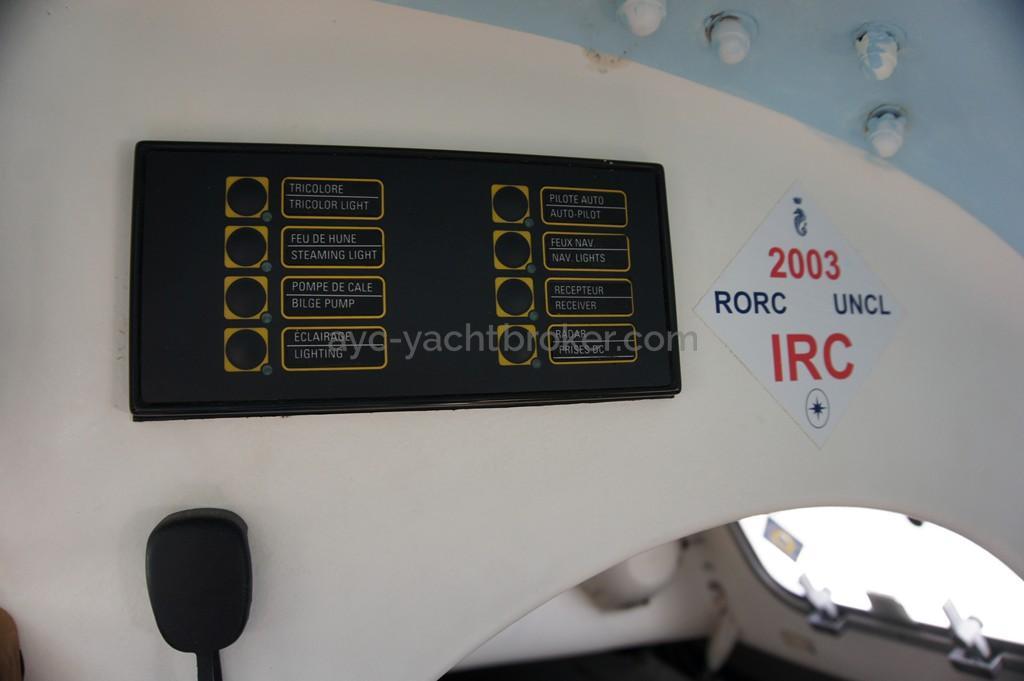 Pogo 850 - Tableau électrique 12V