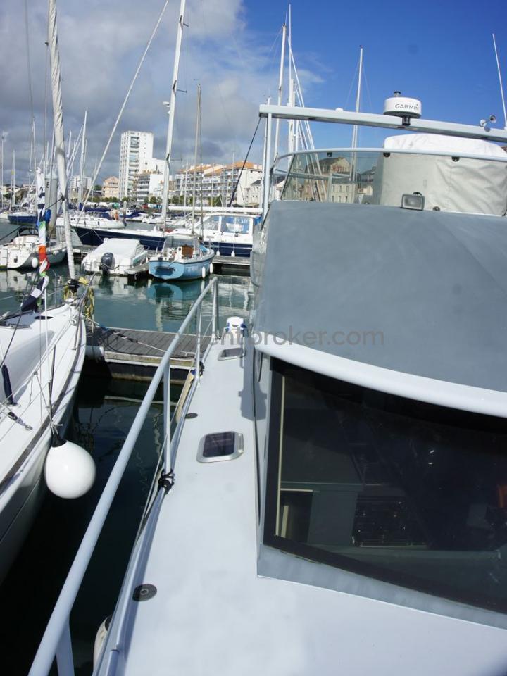 JXX 38' - Passavant tribord