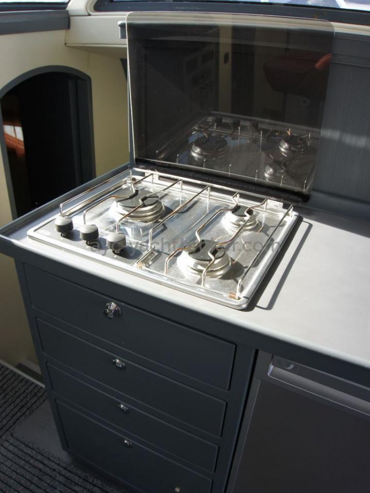 JXX 38' - Plaque de cuisson