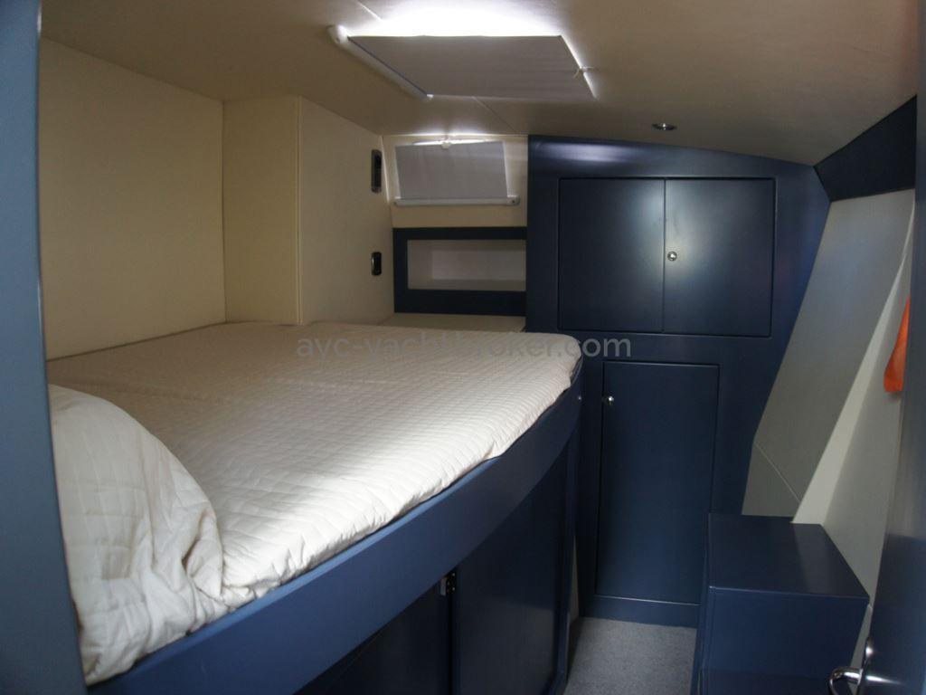 JXX 38' - Cabine avant tribord