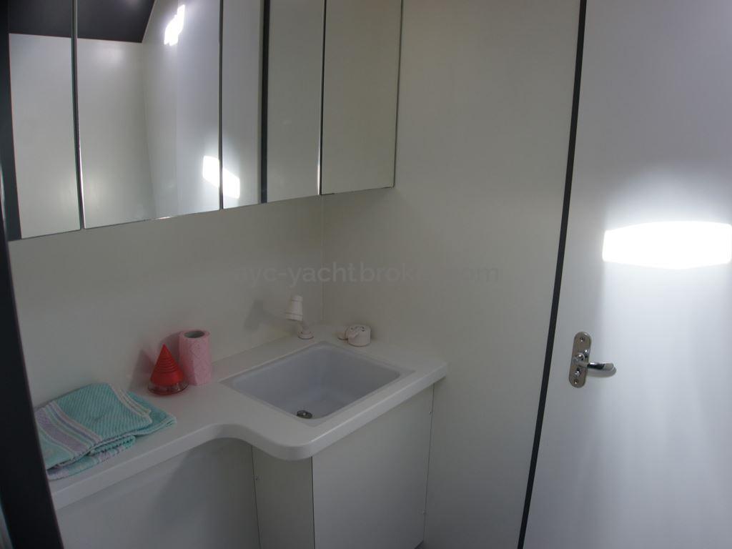 JXX 38' - Salle d'eau