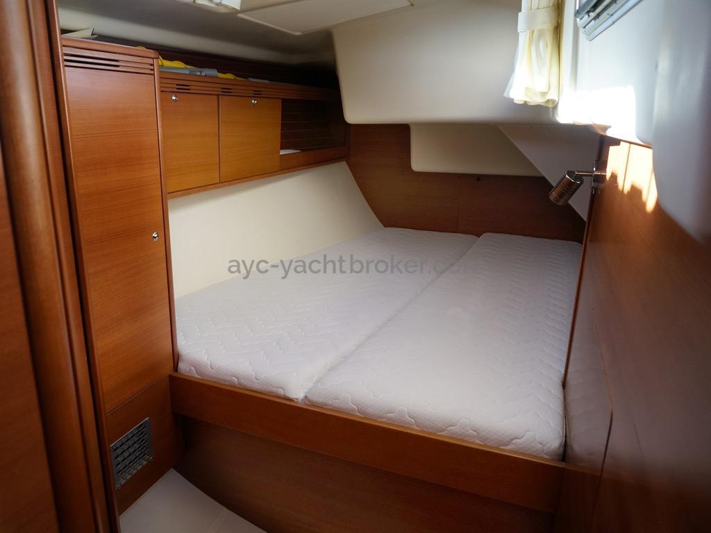 Dufour 485 Grand Large Custom - Cabine arrière tribord