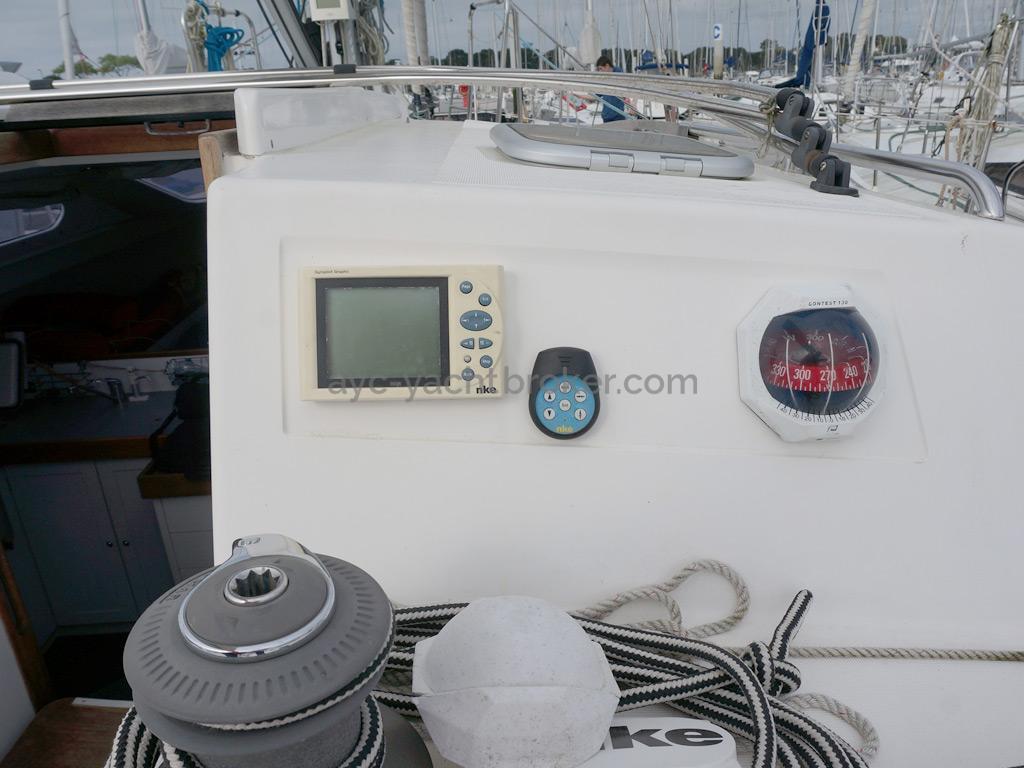 RM 1200 - Cloison de cockpit