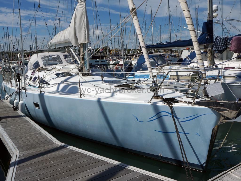 AYC - Randonneur 1200 - Au ponton