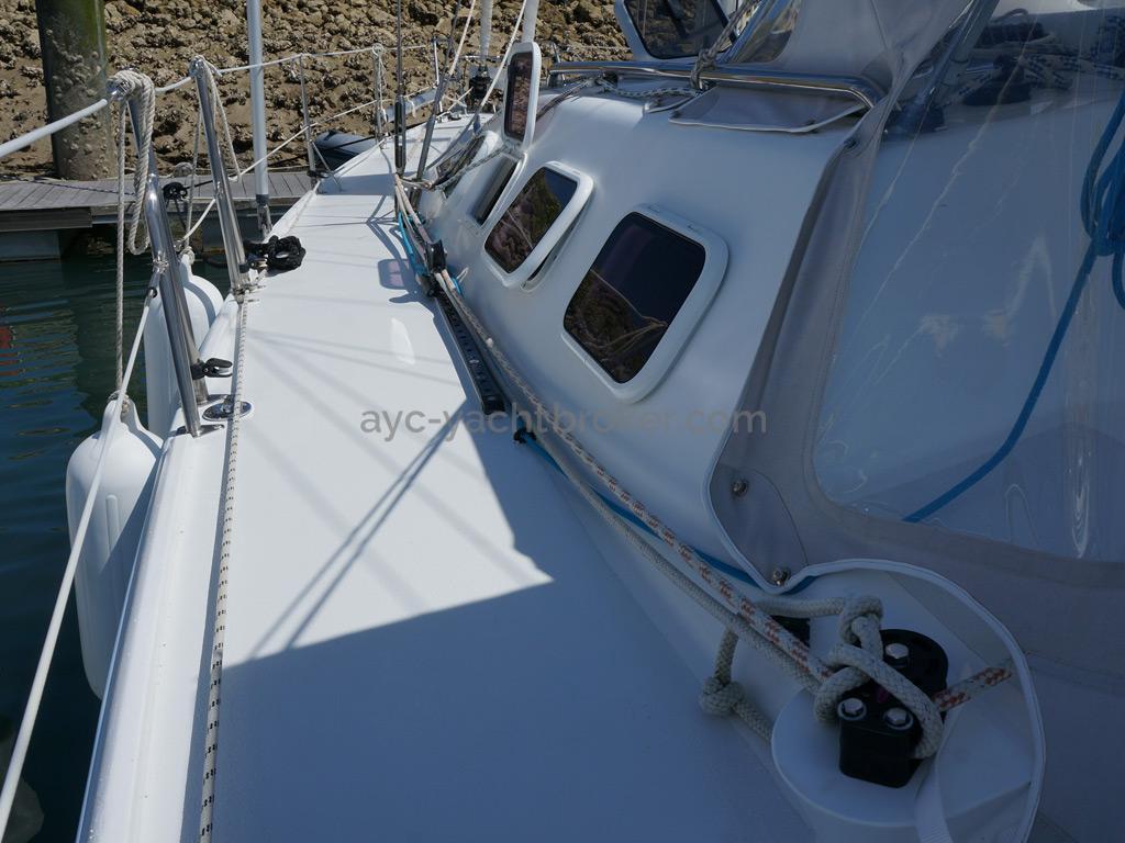 AYC - Randonneur 1200 - Passavant bâbord