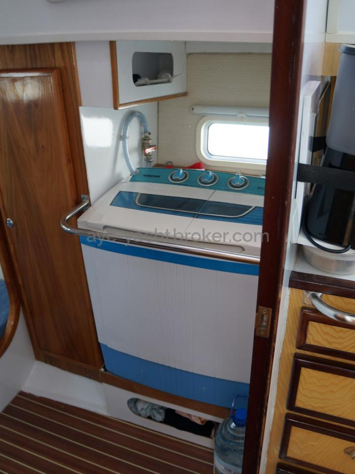 AYC - Randonneur 1200 - Machine à laver