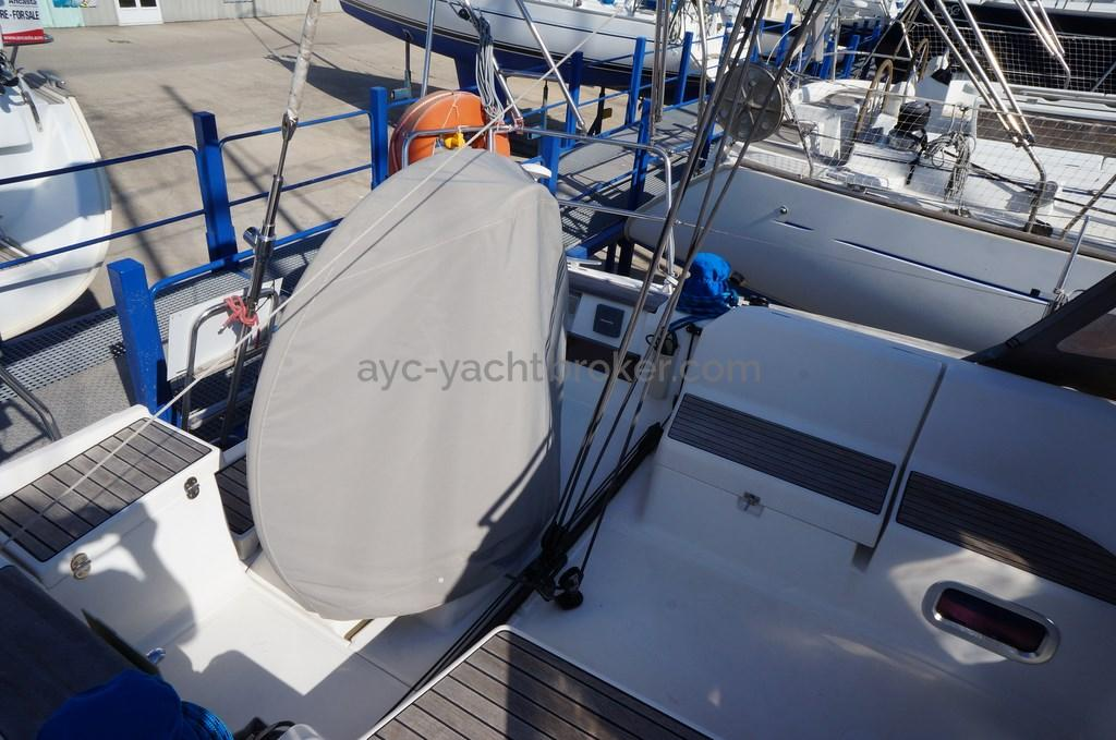 AYC - Dufour 40 Performance